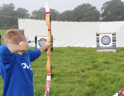 Archery at the Old School