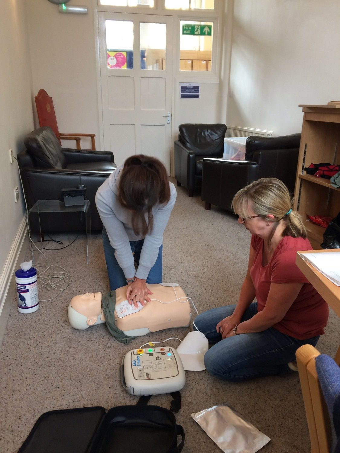 First Aid at Work QNUK Level 3 Award (RQF)