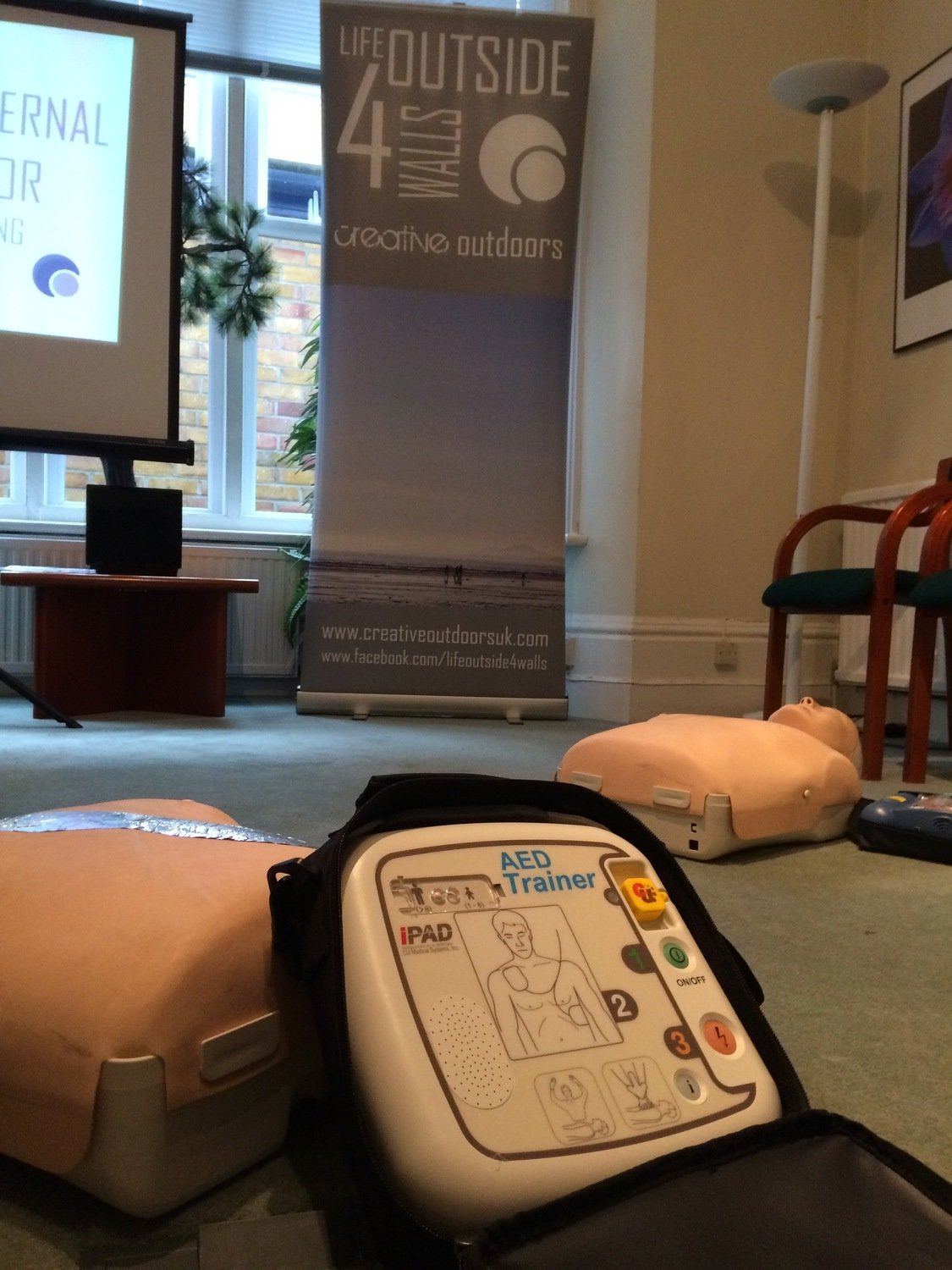 First Aid Refresher/ Basic Life Support QNUK Level 2 Award (RQF)
