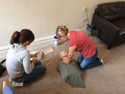 Emergency First Aid at Work QNUK Level 3 Award (RQF)