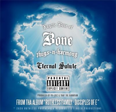 Eternal Salute : Layzie Bone single Digtial Single Download