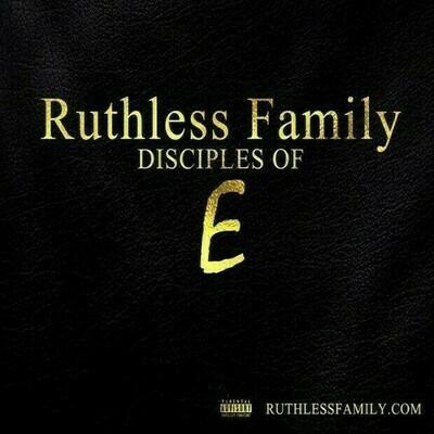 Ruthless Family : Disciples of E  (Vinyl Record + CD + Digital PRE ORDER) #eazye #ruthlessfamily