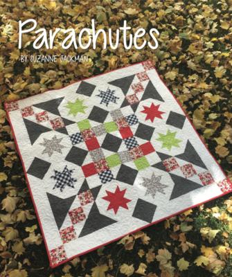 Parachutes - Quilt Pattern - PDF Download