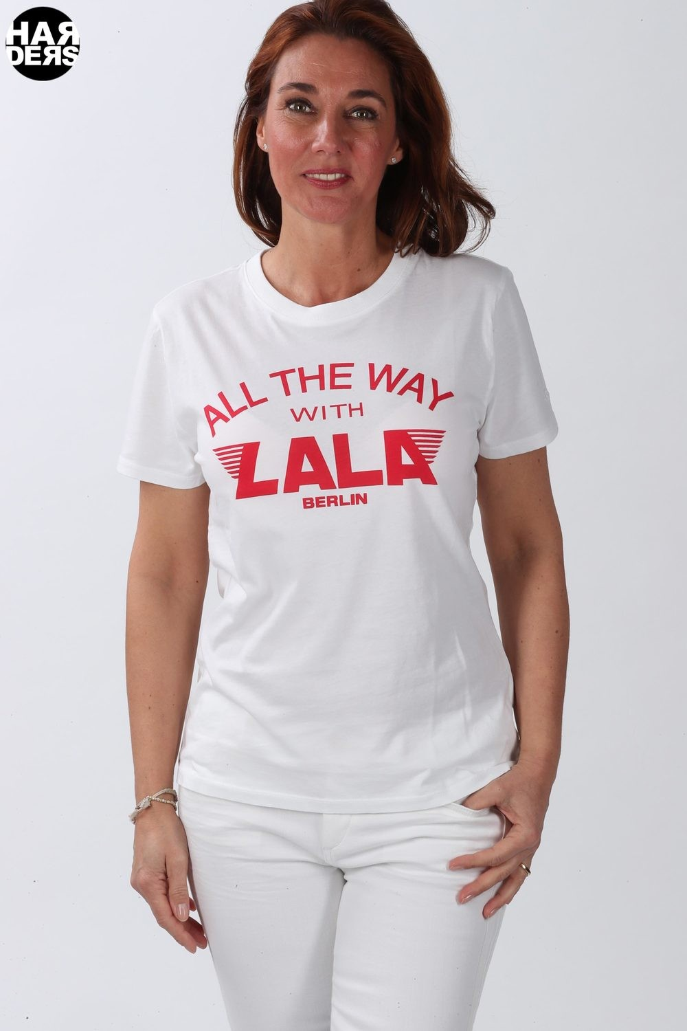 LaLa Berlin Shirt REDA