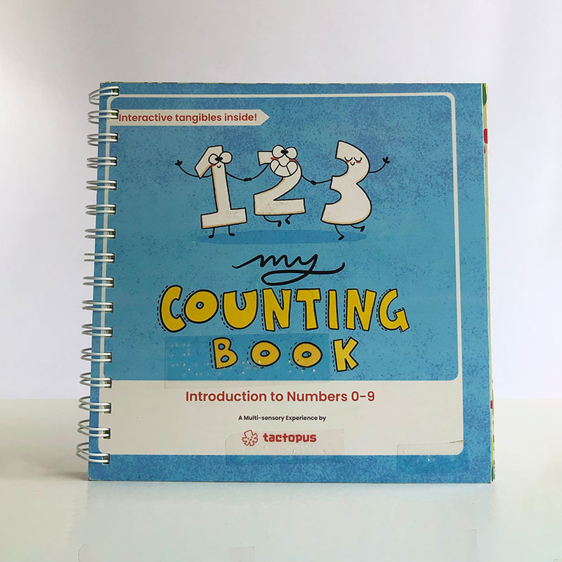 My counting book & cards 00001