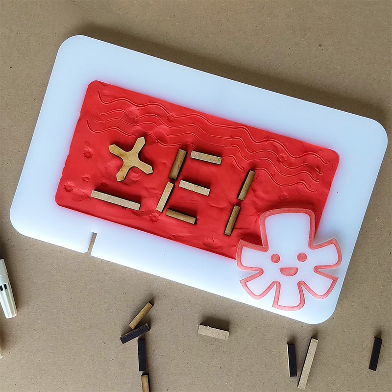 Clay Art Tablets