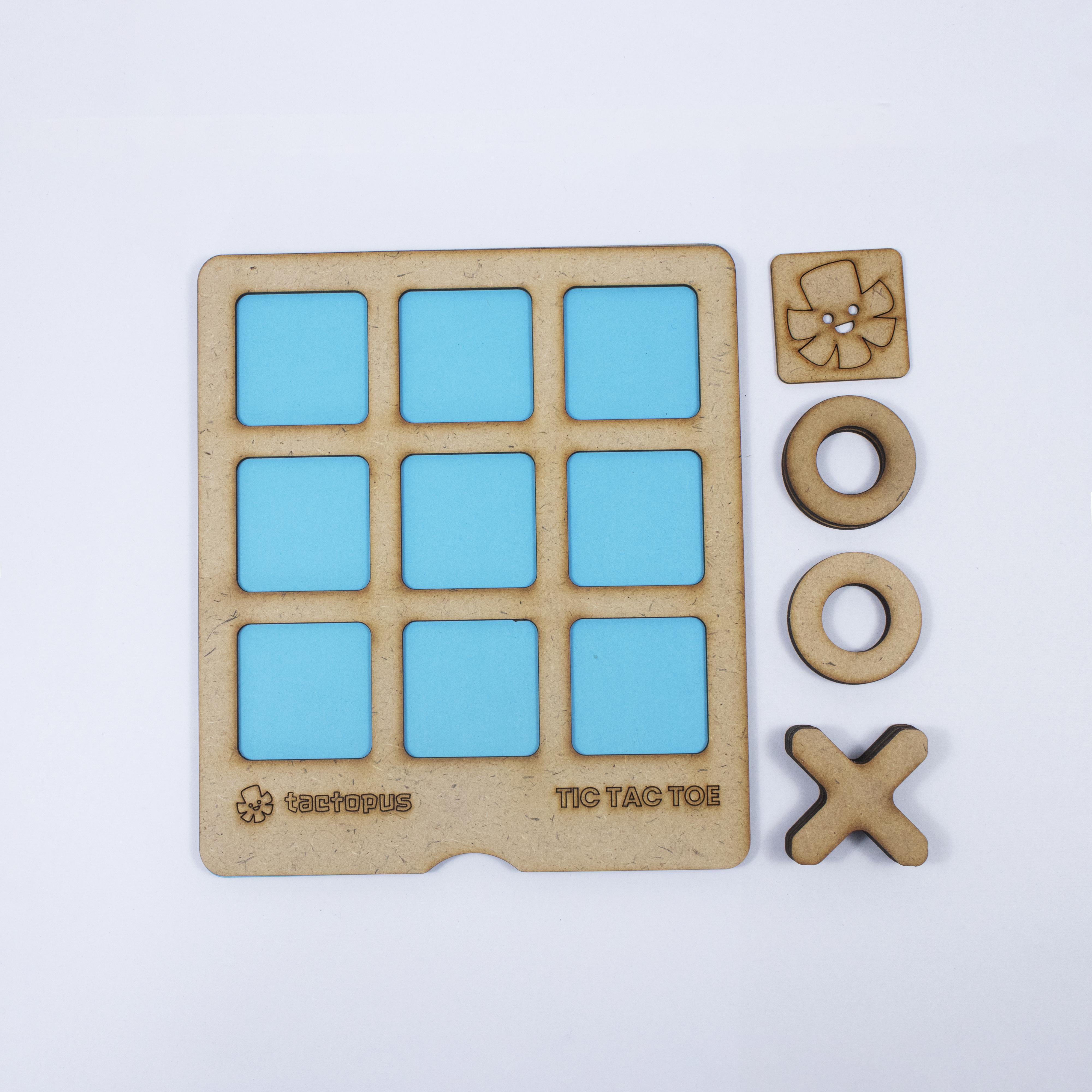 Tic-Tac-Toe Game Board