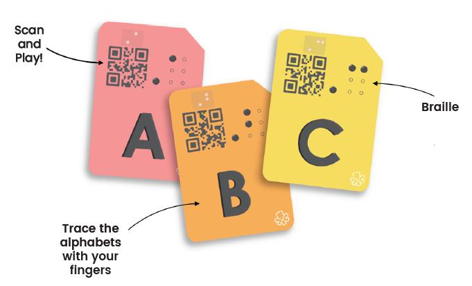 Uppercase Alphabet Flash Cards