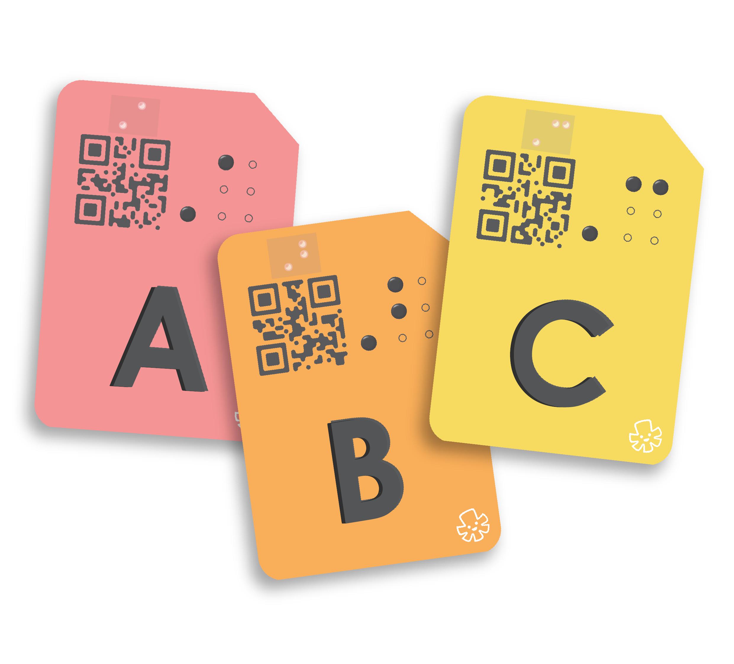 Uppercase Alphabet Flash Cards TA_AC_006