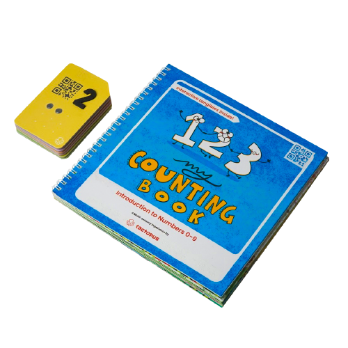 My Counting Book 0-9 & Number cards TA_IB_002