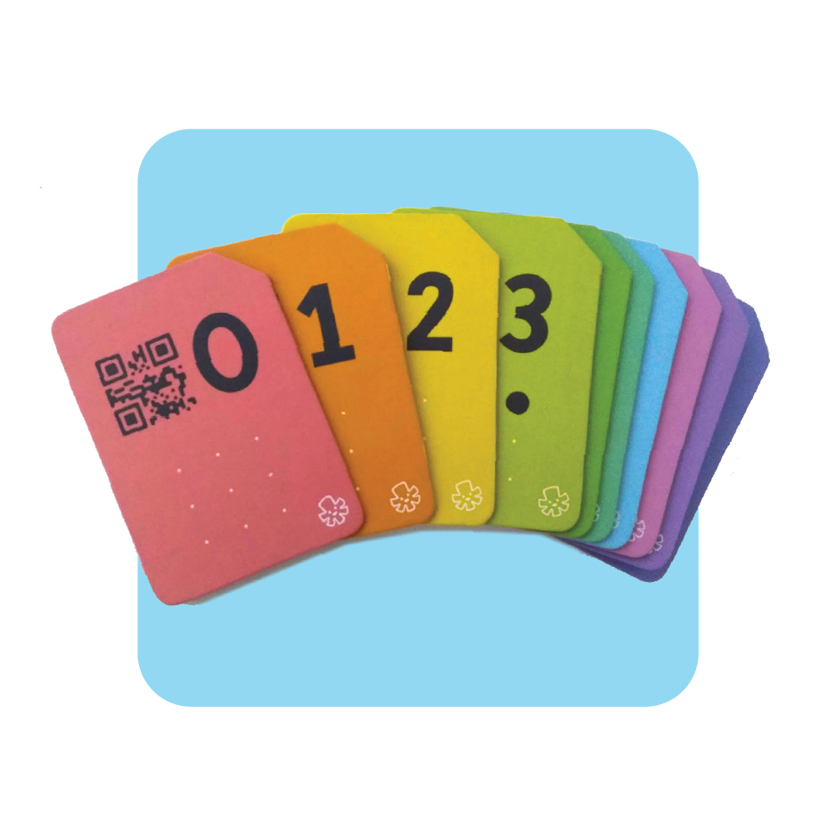 Number Flash Cards TA_AC_004