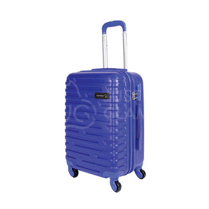 Trolley da cabina justglam ultraleggero 55cm Royal