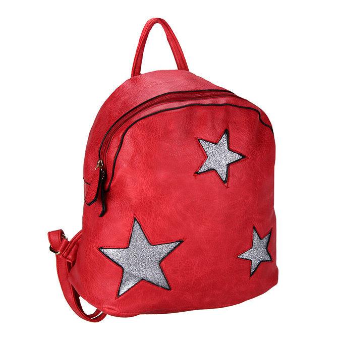 Zaino c/stelle red