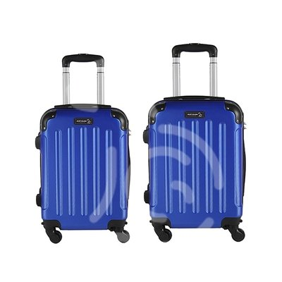 Coppia di 2 trolley da cabina mis.50 e 55 cm royal