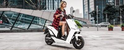 Lifan E3 Electric Scooter