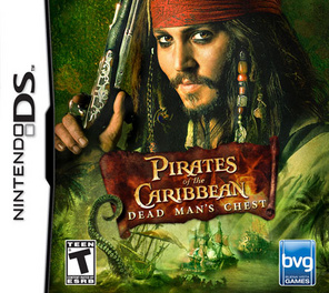 Pirates Of The Caribbean: Dead Man's Chest - DS - New