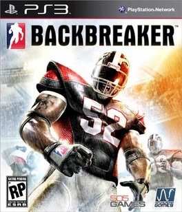 Backbreaker Football - PS3 - New