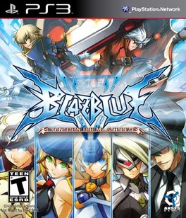 Blazblue: Continuum Shift - PS3 - New