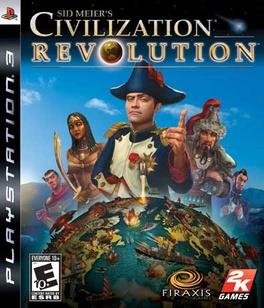Civilization Revolution - PS3 - New