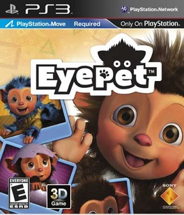 Eyepet - PS3 - New