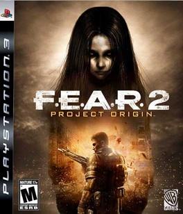 Fear 2:Project Origin - PS3 - New