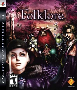 Folklore - PS3 - New