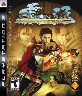 Genji: Days Of The Blade - PS3 - New