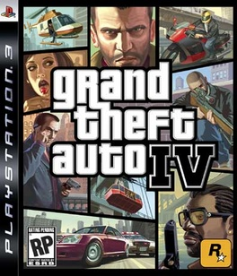 Grand Theft Auto IV - PS3 - New
