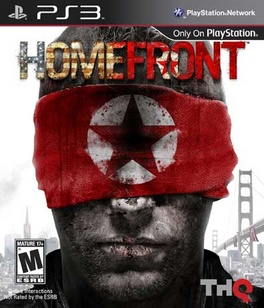 Homefront - PS3 - New