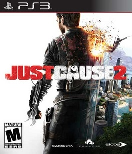 Just Cause 2 - PS3 - New