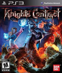 Knights Contract - PS3 - New