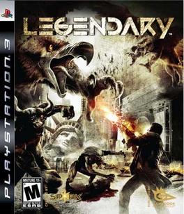 Legendary - PS3 - New
