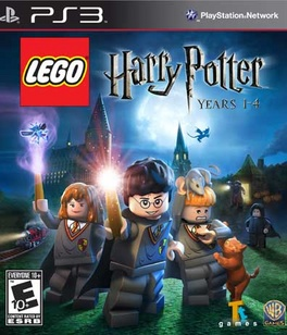 Lego Harry Potter Years 1-4 - PS3 - New