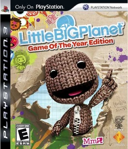 Little Big Planet (Game Of The Year Edition) - PS3 - New