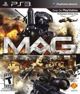 MAG - PS3 - New