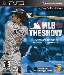 MLB 10 The Show - PS3 - New
