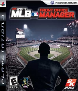MLB Front Office Manager - PS3 - New