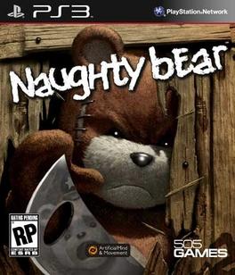 Naughty Bear - PS3 - New