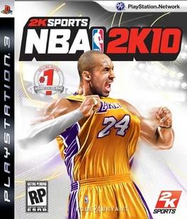 NBA 2K10 - PS3 - New