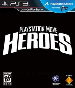 Playstation Move Heroes - PS3 - New