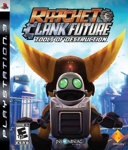 Ratchet & Clank: Tools Of Destruction - PS3 - New