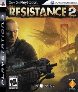 Resistance 2 - PS3 - New