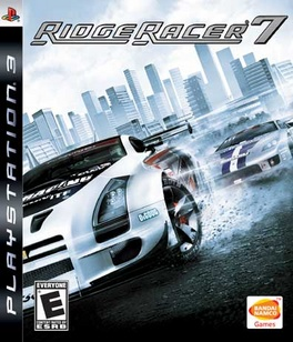 Ridge Racer 7 - PS3 - New