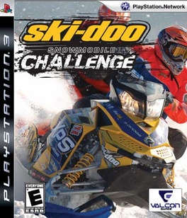 Ski Doo Snowmobile Challenge - PS3 - New