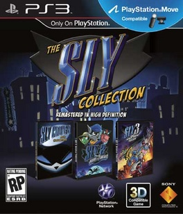 Sly Collection - PS3 - New