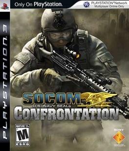 SOCOM: Confrontation (no headset) - PS3 - New