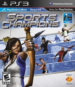Sports Champions - PS3 - New