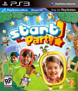 Start The Party - PS3 - New