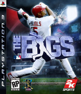 The Bigs - PS3 - New