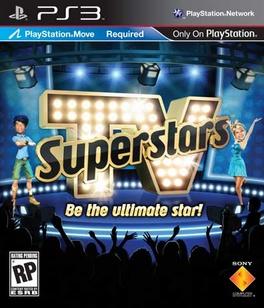 TV Superstars - PS3 - New